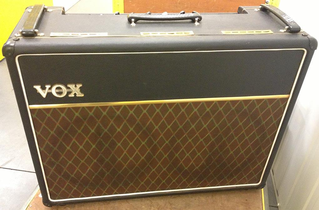 Vintage Vox Amplifier 59